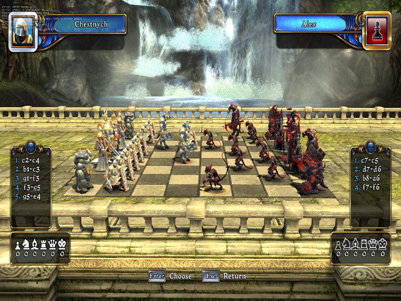 Picture of Battle vs. Chess