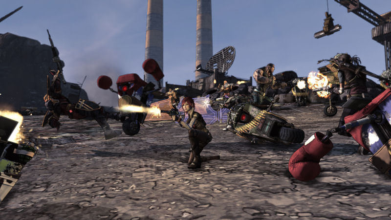 Picture of Borderlands - Game of the Year Edition