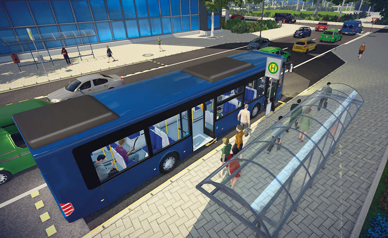 Picture of Bus Simulator 16