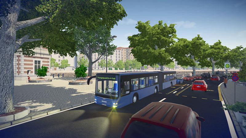 Picture of Bus Simulator 16