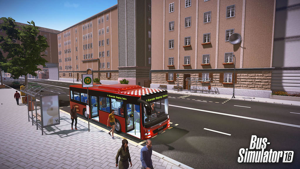 Picture of Bus Simulator 16 - MAN Lion's City A47 M (DLC1)