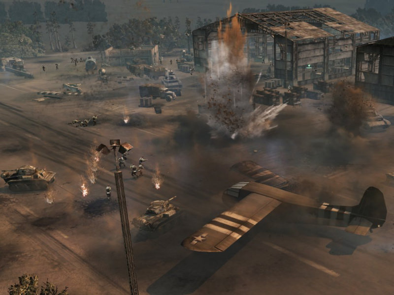 Picture of Company of Heroes - Opposing Fronts