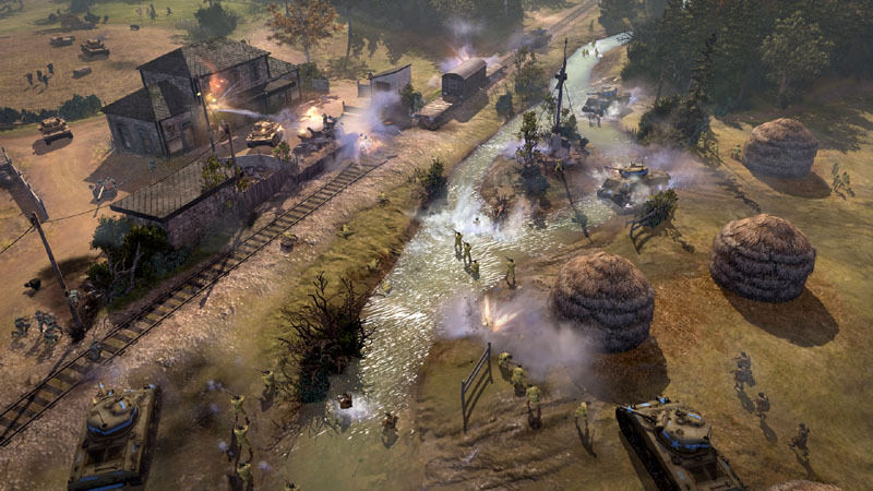 Picture of Company of Heroes 2: The Western Front Armies - Double Pack