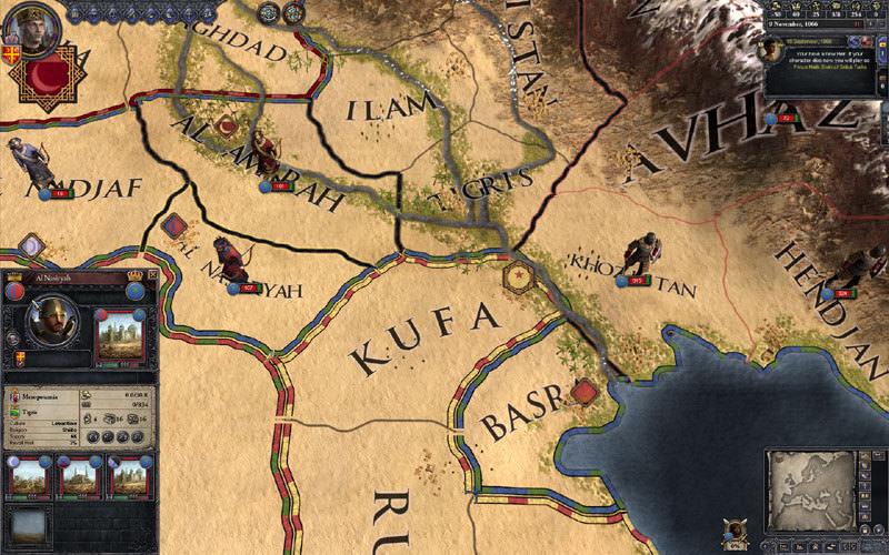 Picture of Crusader Kings II