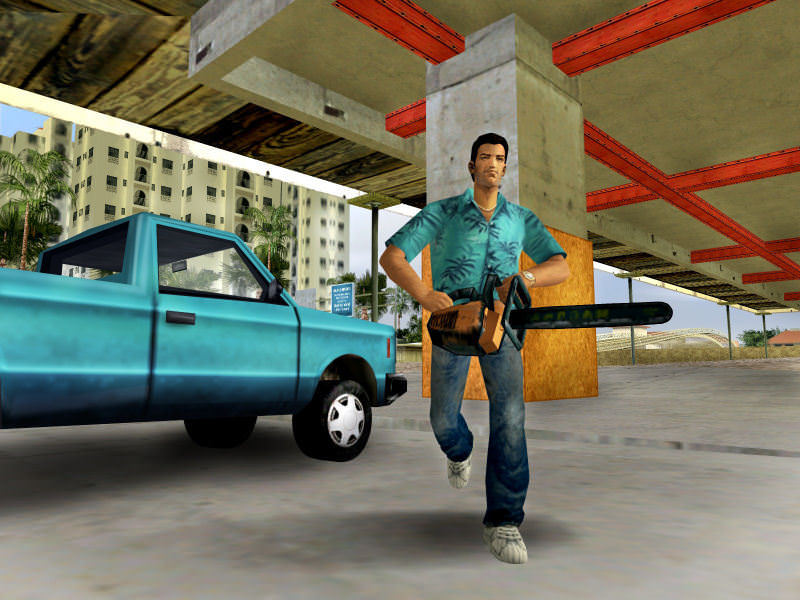 Picture of Grand Theft Auto: Vice City