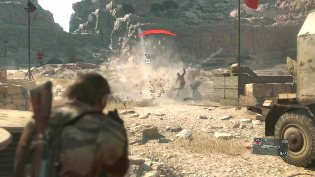 Picture of Metal Gear Solid V: The Phantom Pain