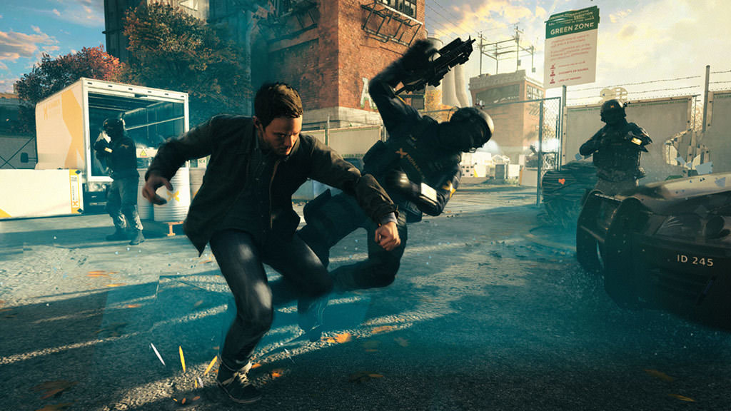 Picture of Quantum Break