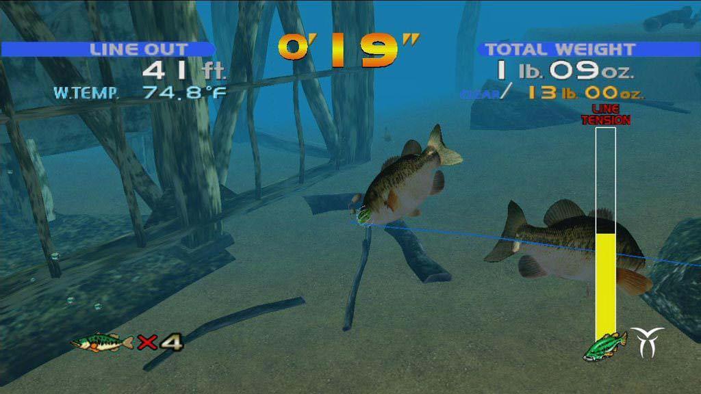 Picture of SEGA Bass Fishing