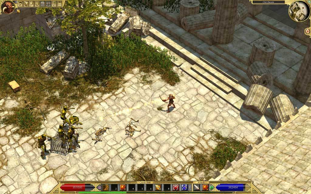 Picture of Titan Quest Anniversary Edition