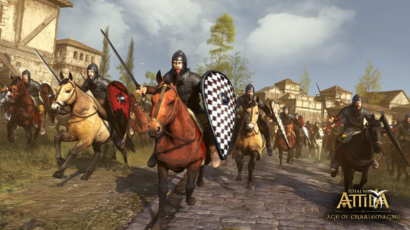 Picture of Total War Attila: Age of Charlemagne Campaign Pack DLC
