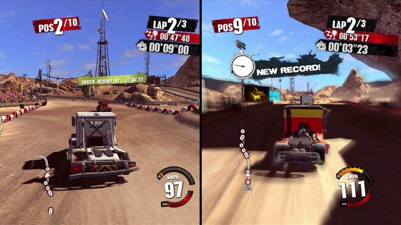 Picture of Truck Racer