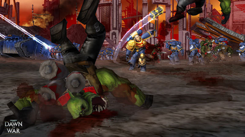 Picture of Warhammer 40,000: Dawn of War - Game of the Year Edition