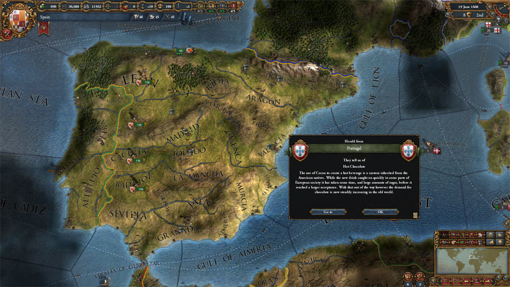 Picture of Europa Universalis IV