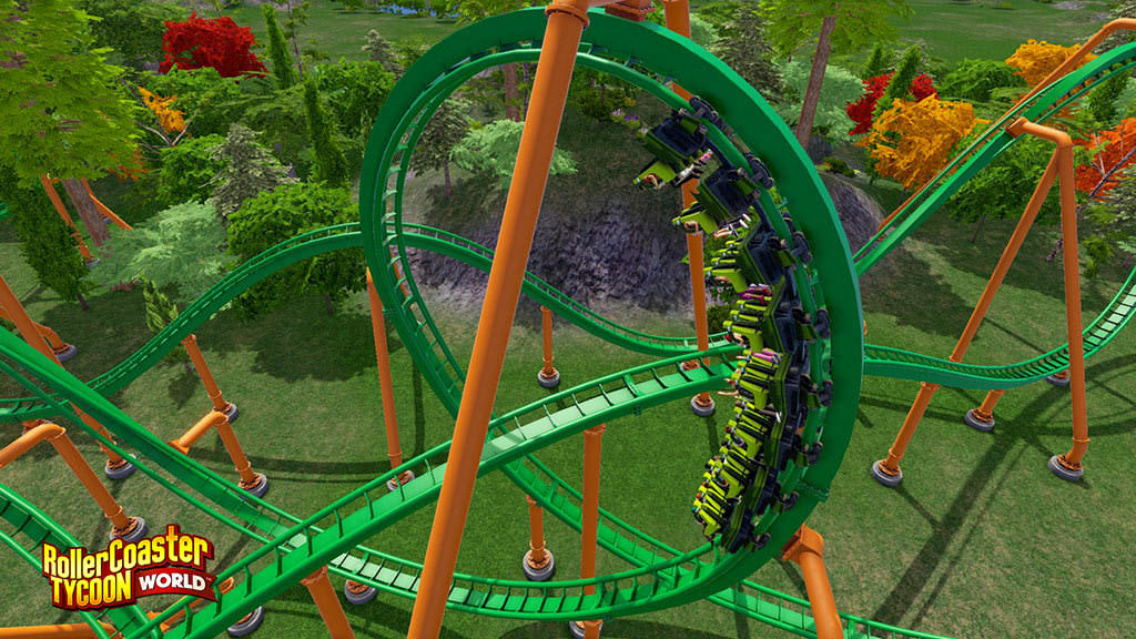 Picture of RollerCoaster Tycoon World - Deluxe Edition