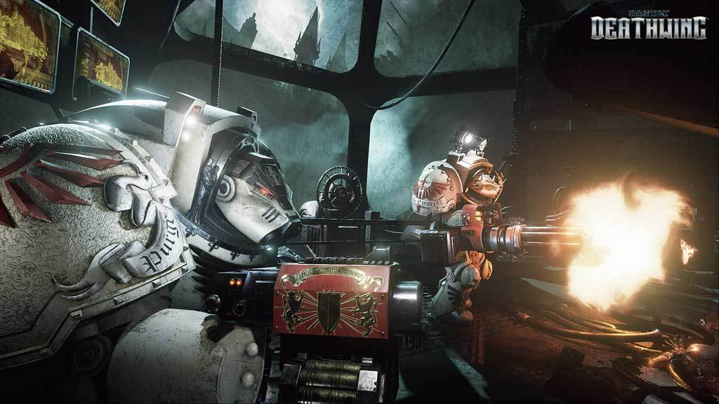 Picture of Space Hulk - Deathwing