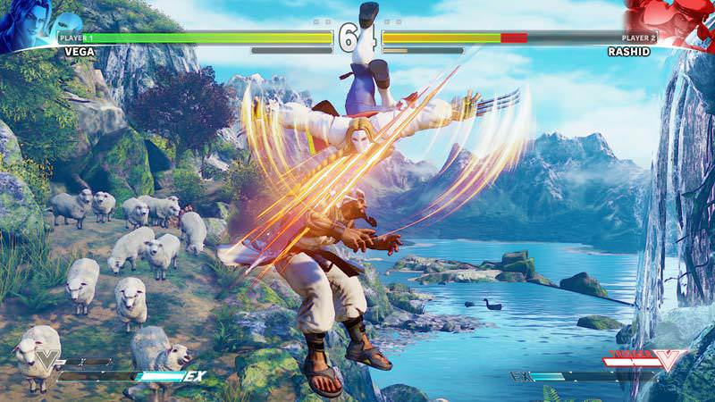 Picture of Street Fighter V