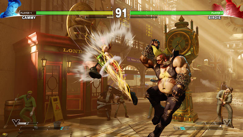 Picture of Street Fighter V Deluxe Edition