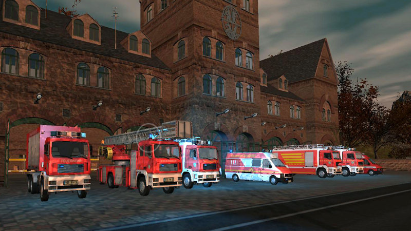 Picture of Firefighters 2014: The Simulation Game